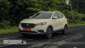 2020 MG ZS EV to be unveiled in India on December 5