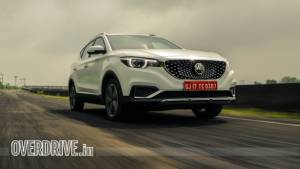 MG ZS EV fast charging stations to be available in five Indian cities in first phase