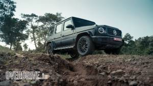 Mercedes-Benz G 350d current allocation for India sold out