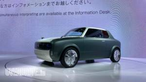 Tokyo Motor Show 2019: Suzuki shows the Waku SPO, Hanare and Hustler Concepts