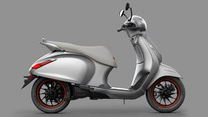 Bajaj Chetak electric scooter to be launched in India on January 14
