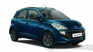 Hyundai Santro Anniversary Edition launched in India at Rs 5.17 lakh