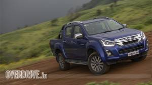 2019 Isuzu D-Max V-Cross road test review
