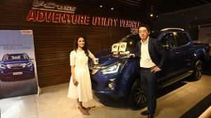 Isuzu India inaugurates its first Isuzu Cafe in Mumbai