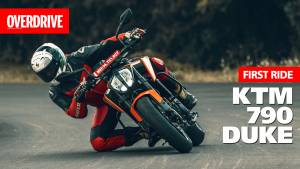 2019 KTM 790 Duke | First Ride Review