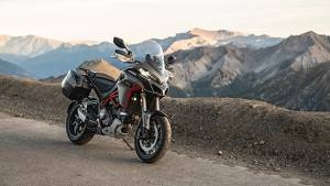 Image Gallery: 2020 Ducati Multistrada 1260 S Grand Tour showcased