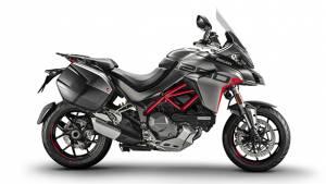 2020 Ducati Multistrada 1260 S Grand Tour showcased