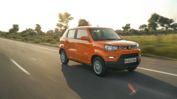 Maruti Suzuki S-Presso First Drive Review OVERDRIVE