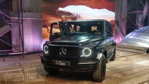 2019 Mercedes-Benz G-Class SUV launched in India at Rs 1.5 crore