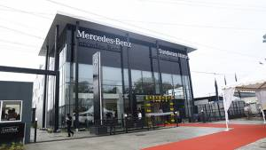 Mercedes-Benz India inaugurates its largest dealership in Chennai, Tamilnadu