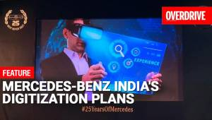 Mercedes-Benz India's Digitization Plans