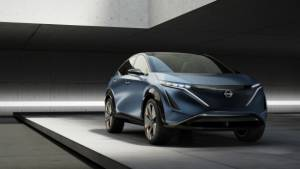 Tokyo Motor Show 2019 : Nissan Ariya Concept previews brand's future EV SUVs