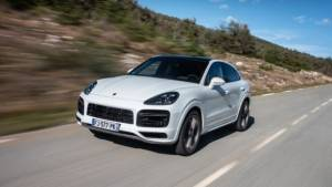 Porsche Cayenne Coupe First Drive Review