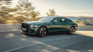 2020 Bentley Flying Spur W12 First Drive Review