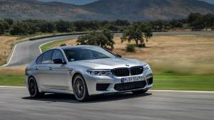 2020 BMW M5 Competition launched in India at Rs 1.55 crore