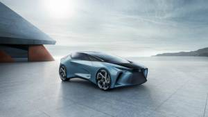 Tokyo Motor Show 2019: Lexus LF30 concept preview future performance EVs