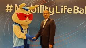 ZF automobile component makers take an initiative towards road safety in India