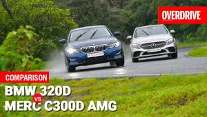 2020 BMW 3 Series v Mercedes-Benz C-Class | Comparison Test