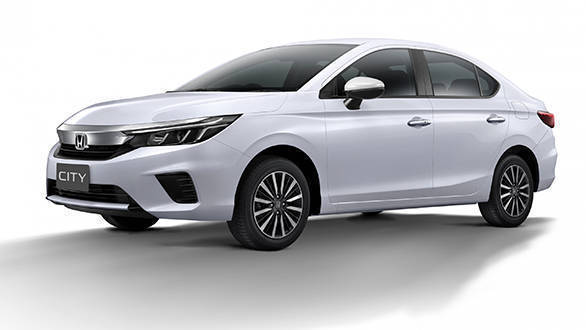 2020 Honda City launched in Thailand
