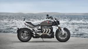 2020 Triumph Rocket 3 GT arrives in India on September 10