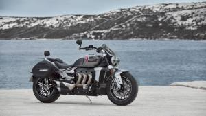 2020 Triumph Rocket 3 GT launched in India at Rs 18.40 lakh
