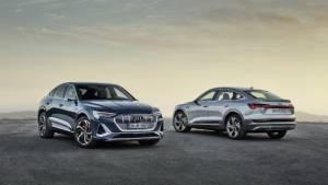 2019 LA Auto Show: 2020 Audi e-tron Sportback EV revealed with more style and efficiency