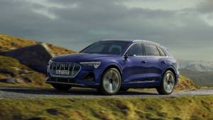 India-bound Audi e-tron becomes Europe's most popular electric SUV