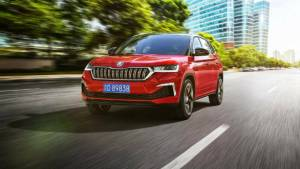 Skoda Kamiq GT coupe SUV revealed in China