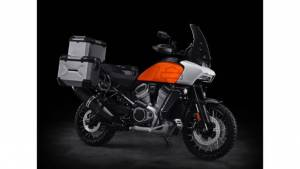 EICMA 2019: Harley-Davidson's first ever adventure tourer and streetfighter have broken cover!