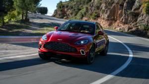 2019 LA Auto Show: Aston Martin DBX SUV debuts, its first-ever five-seater