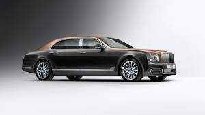 Bentley Mulsanne Extended Wheel Base delivered in Banglore, India
