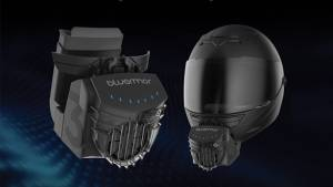 BluArmor BLU3 E20 helmet cooling device announced - will be launched in January 2020