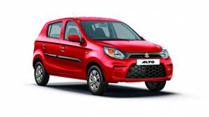 Maruti Suzuki India sells 38 lakh units of Alto hatchback in the past 19 years