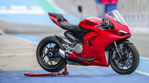 Ducati's first BSVI motorcycle for India, the Panigale V2 priced at Rs 16.99 lakh