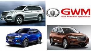 Great Wall Motor's Haval range of SUVs heading to India, to be showcased at Auto Expo 2020