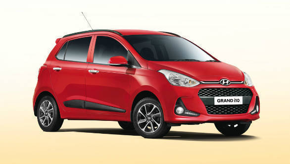 Hyundai Grand i10 diesel and AMT variants discontinued