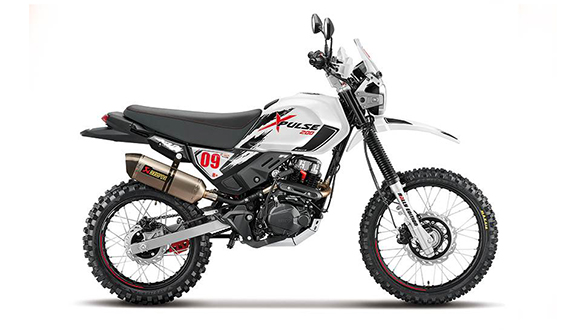 Hero Xpulse 200 Rally Kit EICMA 2019 (3)