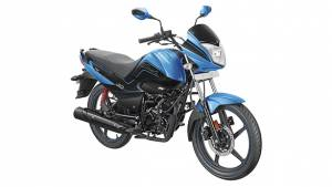 BSVI Hero Splendor iSmart launched in India for Rs 64,900