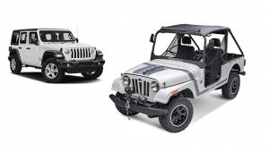 Judge rules Mahindra Roxor similar to Jeep, violates Fiat Chrysler's Jeep trade