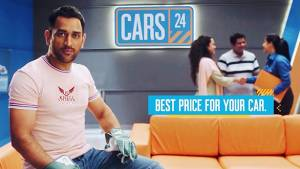 CARS24 raises $100 million in Series D funding - Signs MS Dhoni as brand ambassador