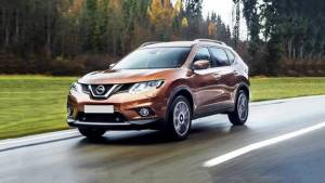 Image Gallery: Nissan X-Trail