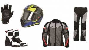 The Importance of riding gear
