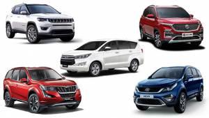 Five SUV/MPV rivals of Tata Gravitas seven-seater SUV in India