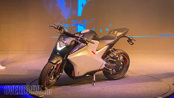 Ultraviolette F77 electric motorcycle launched at Rs 3 lakh