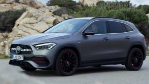 2020 Mercedes-Benz GLA makes global debut