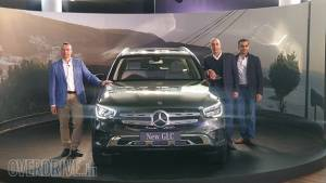 2020 Mercedes-Benz GLC facelift SUV launched in India at Rs 52.75 lakh