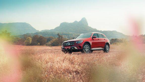 2020 Mercedes Benz GLC Facelift OVERDRIVE (1)