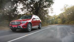 Exclusive: 2020 Mercedes GLC road test review