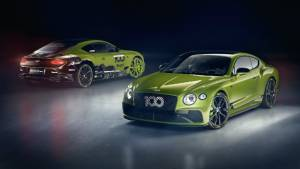 Bentley Continental GT Pikes Peak launched to celebrate record run, limited to 15 units