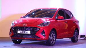 2020 Hyundai Aura compact sedan unveiled in India